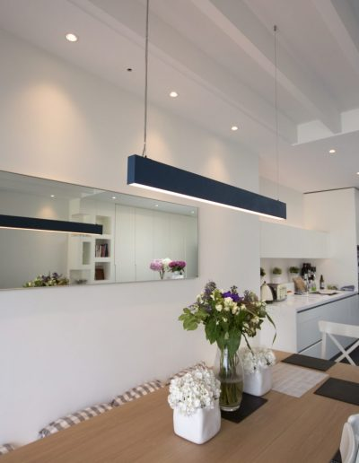 HEKA Home Renovation Suspended Linear Led Light
