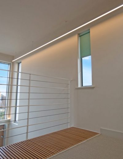 ATLAS Home Renovation Suspended Linear Led Light
