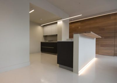 ATLAS Stripe Suspended Linear LED Light Home Renovation
