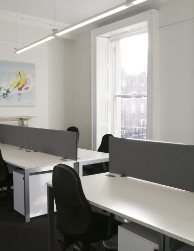CAS Office Fit Out Linear LED Profile