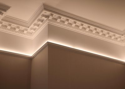 ATLAS RAIL Profile Cornice and Coving LED Strip