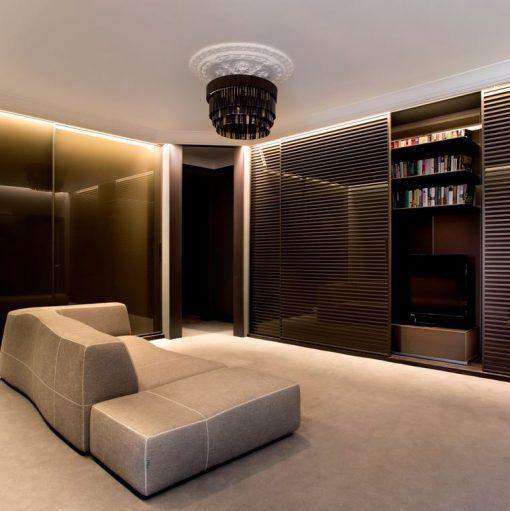 Dressing Room Coffer Linear LED Strip